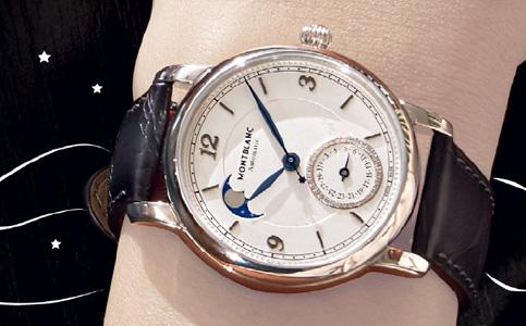 怎么判断万宝龙手表是否受磁?
