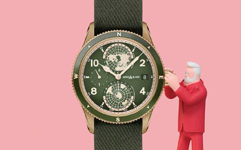 万宝龙手表的保养方法有哪些?