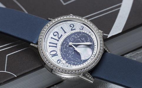 积家手表出现划痕怎么处理?