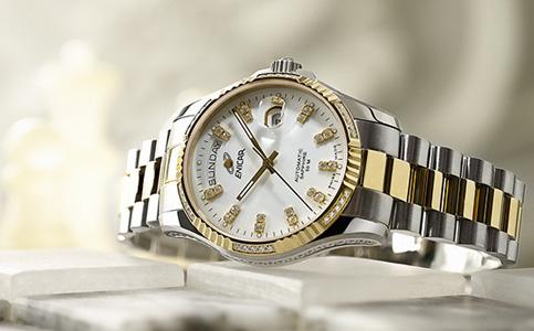 英纳格手表表壳生锈怎么办?